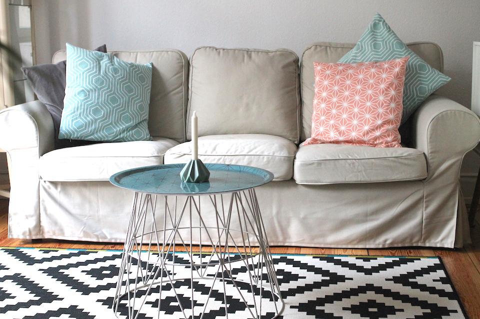 Neues Jahr, neuer Tisch: Wire Basket von Ferm Living
