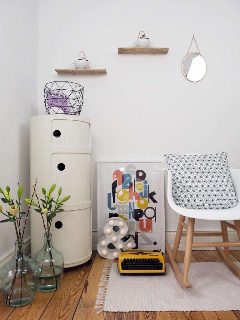 Wohnzimmer-Hochformat
