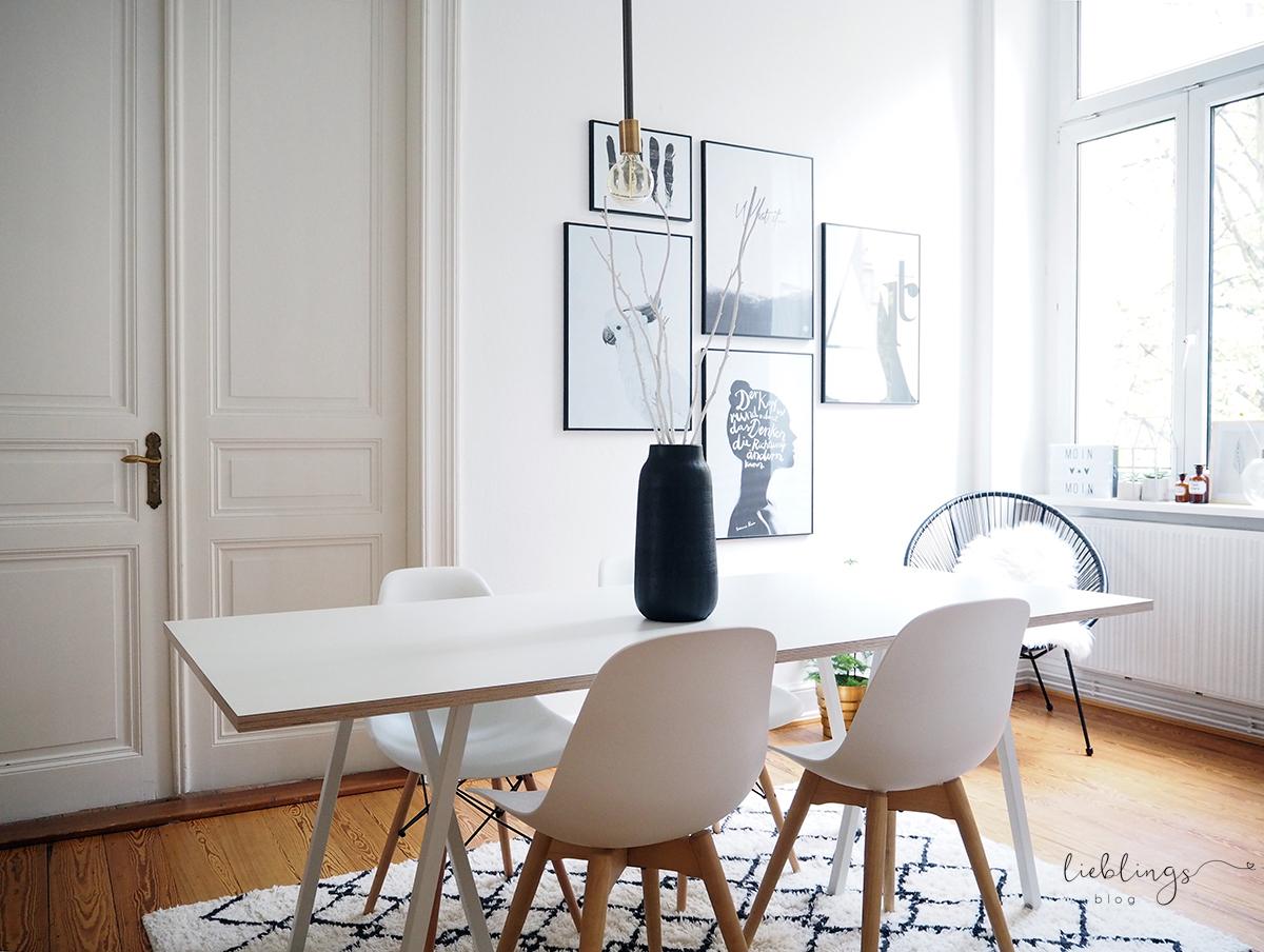 vorher nachher esszimmergestaltung auf 15 quadratmetern. Black Bedroom Furniture Sets. Home Design Ideas