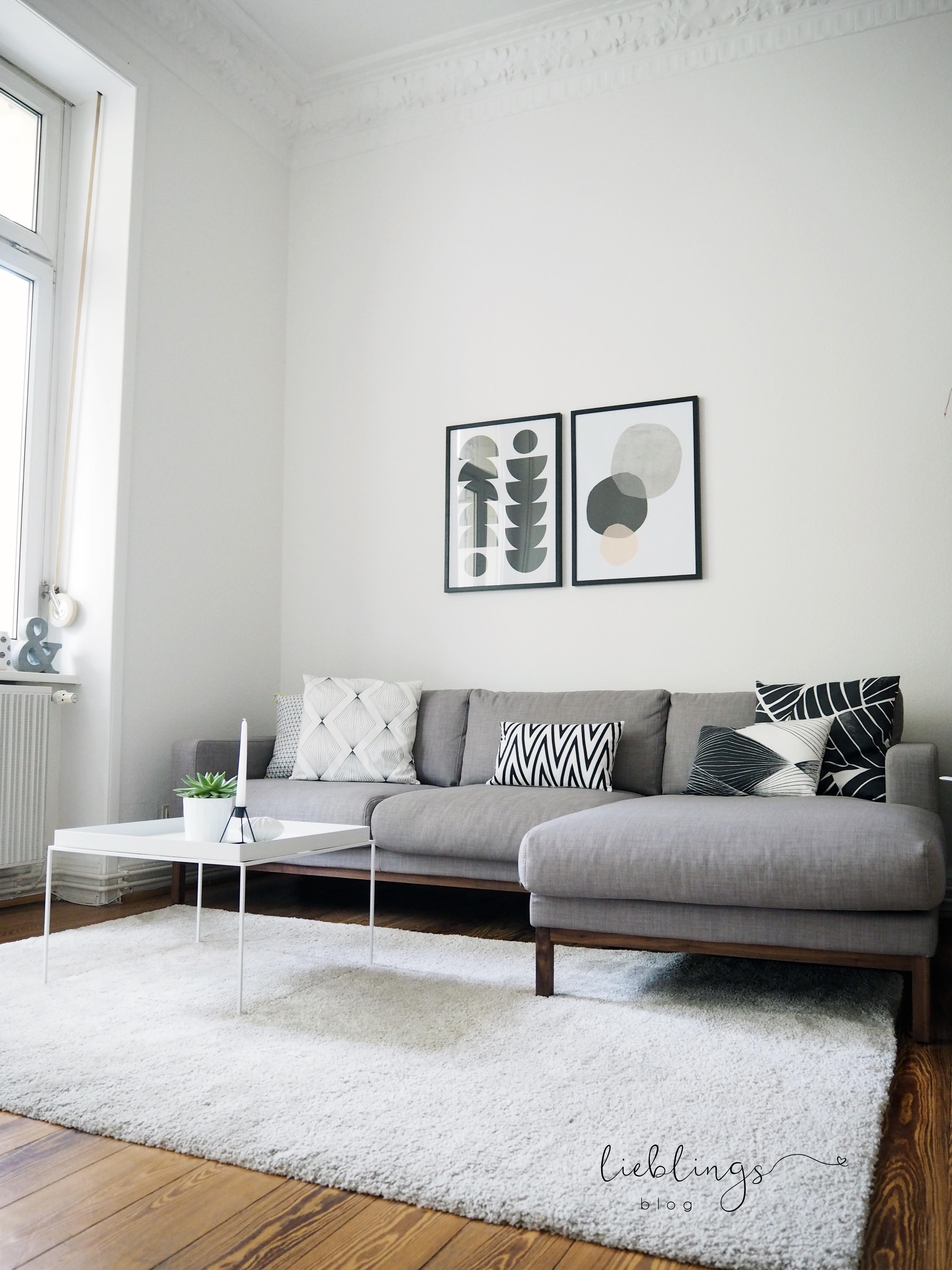 Ein Designklassiker in Lieblings' Wohnzimmer: Der Tray ...