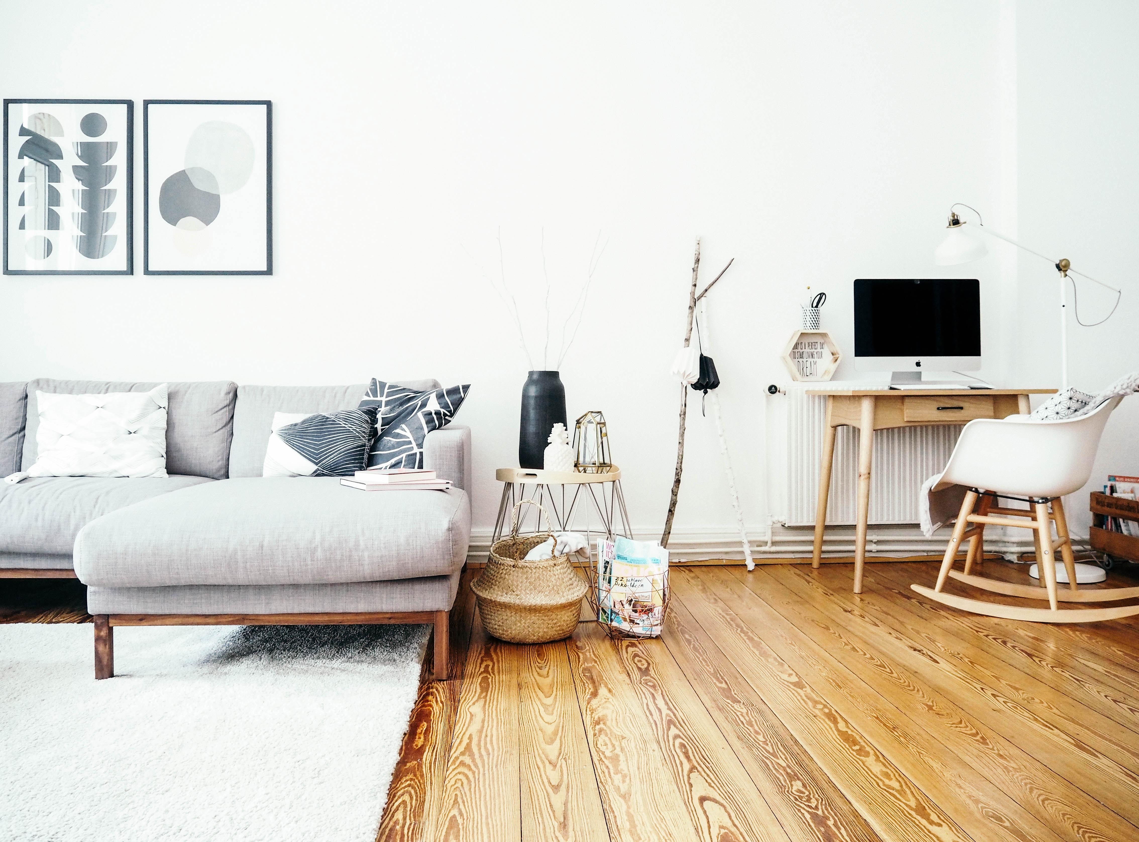 Herbst-Look im Wohnzimmer und ein Neuanfang