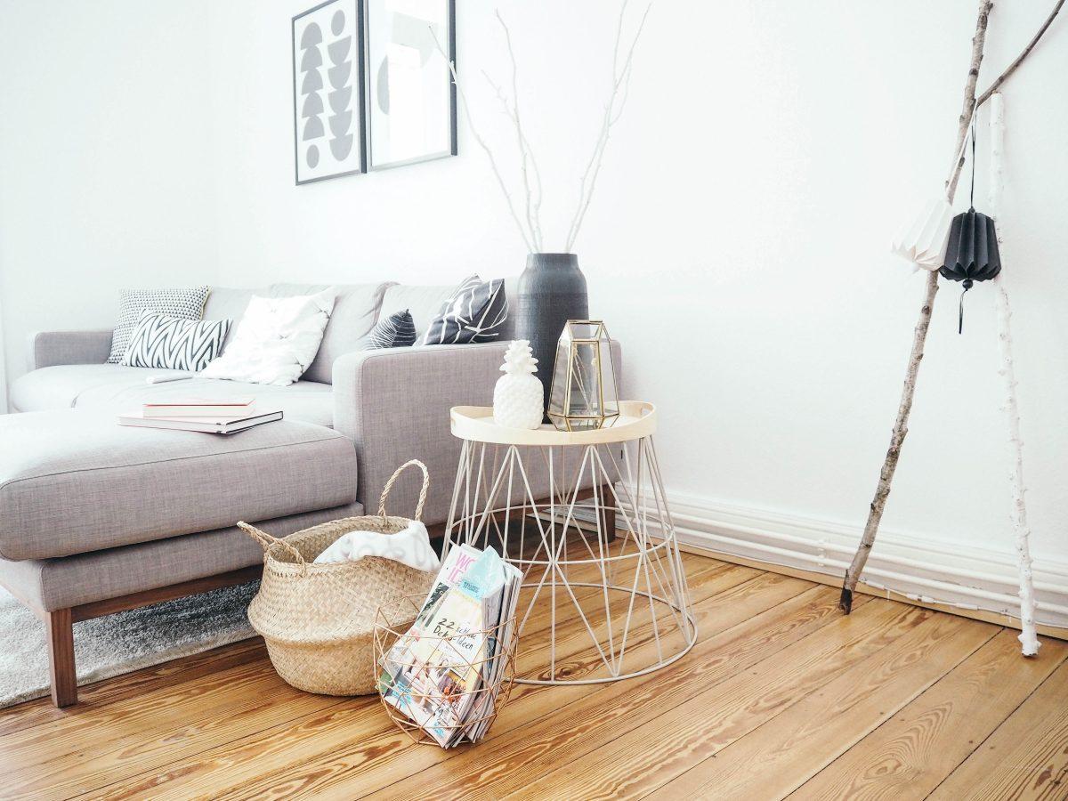 Wohnzimmer im Herbst-Look Lieblings Blog