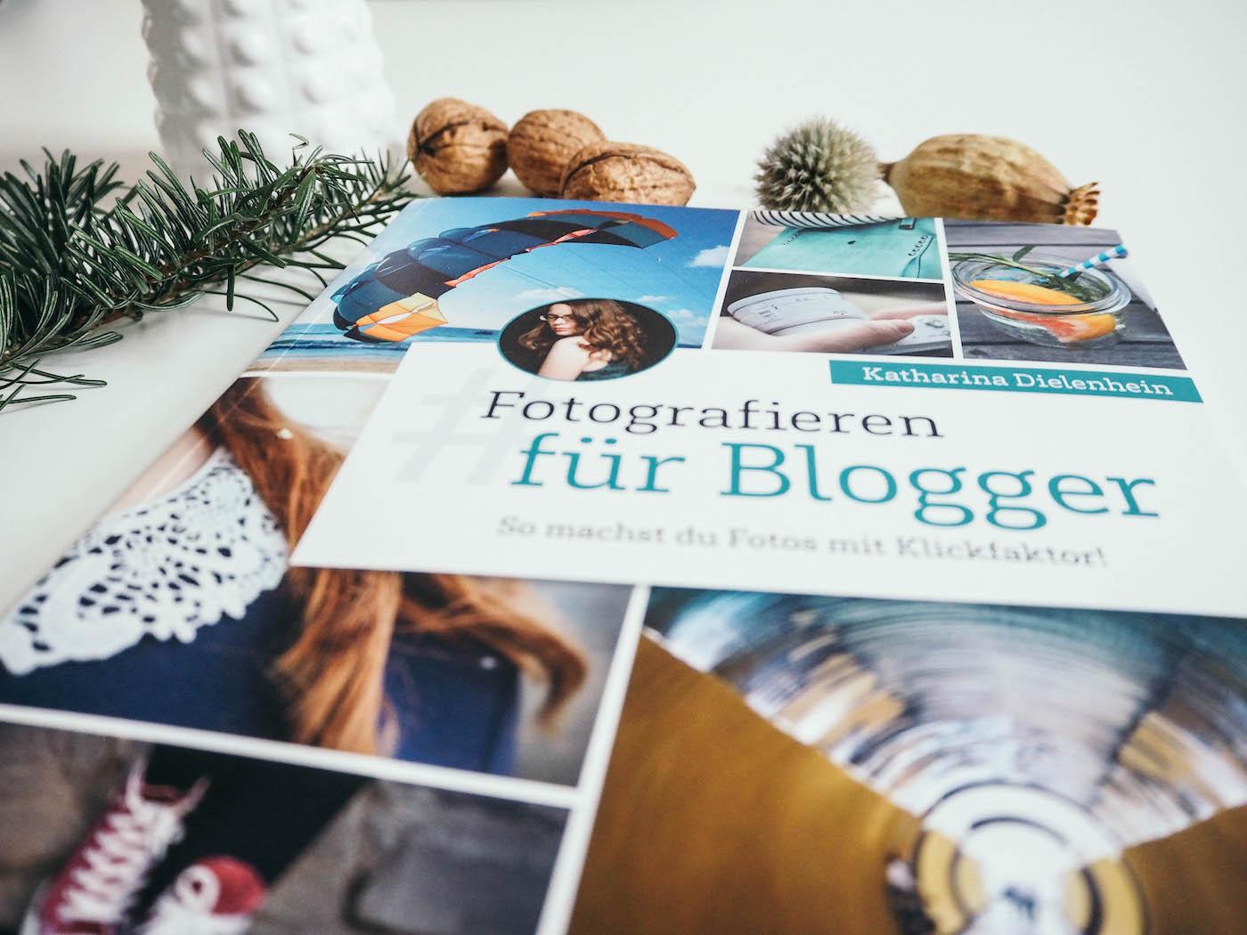 Fotografieren für Blogger: Buchvorstellung und Gewinnspiel