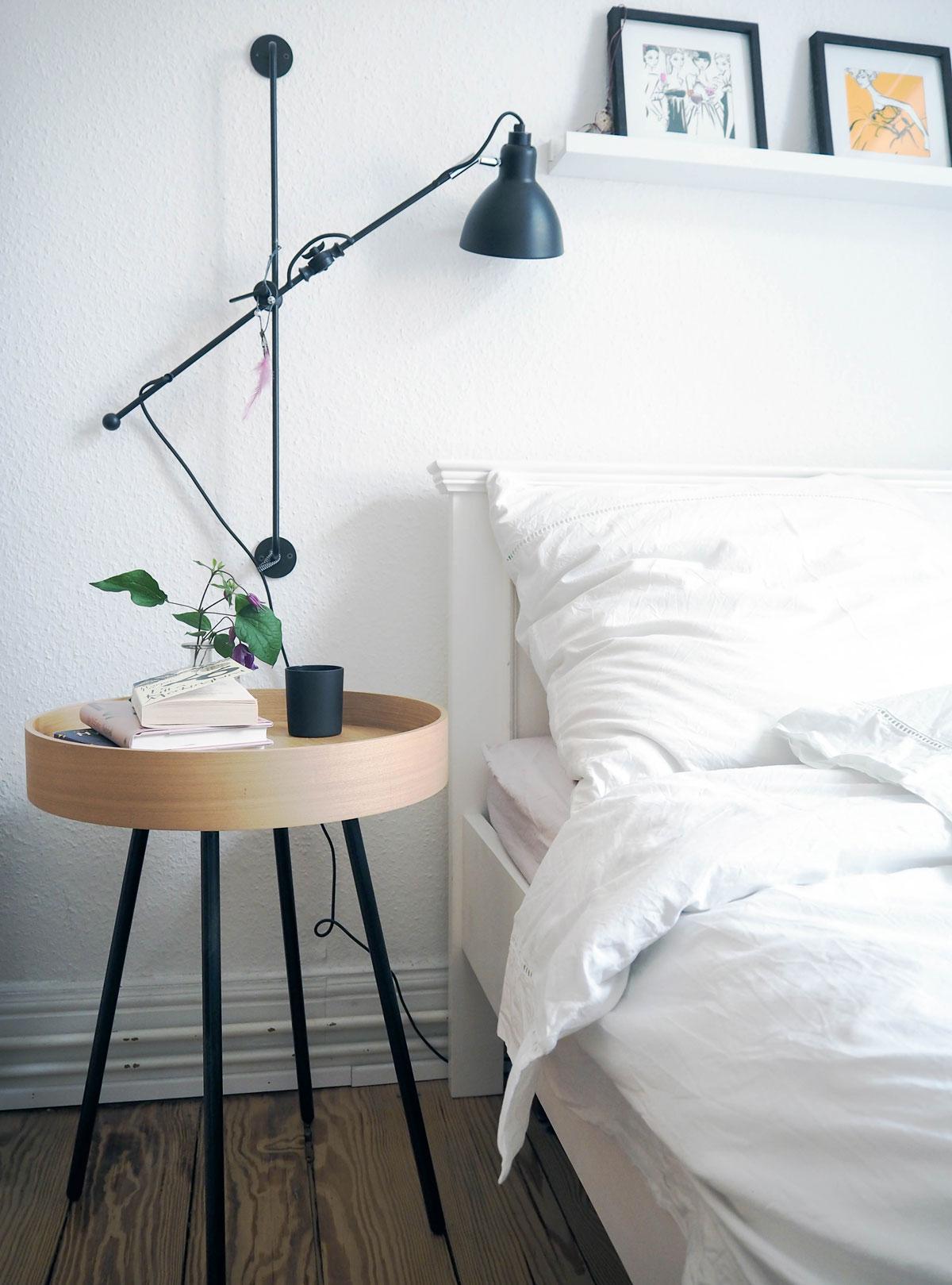 20170521 homestory lieblings blog wiesbaden christina schlafzimmer impressionen leuchte. Black Bedroom Furniture Sets. Home Design Ideas