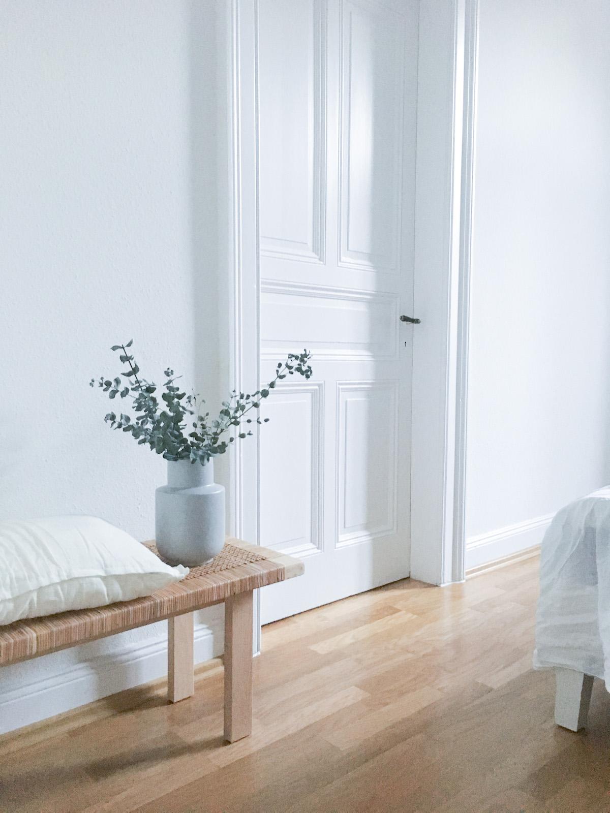 Lieblings Blog skandinavisches Schlafzimmer Fazit Emma Matratze