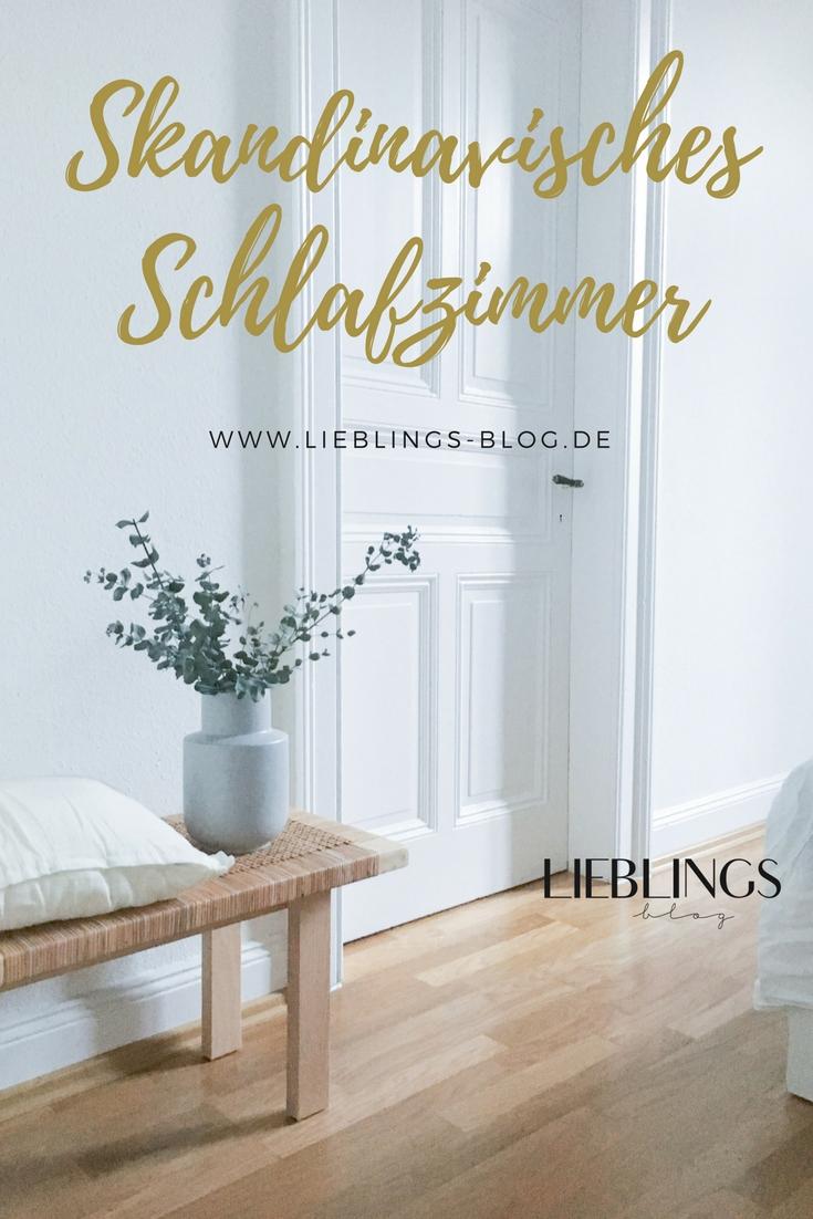 Lieblings Blog Skandinavisches Schlafzimmer