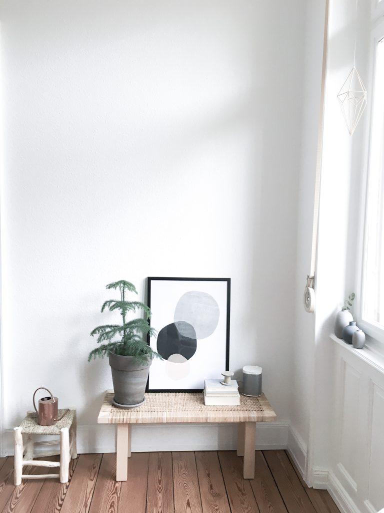 Lieblings Blog Esszimmer Minimalistisch Skandinavisch Wohnen in Weiß